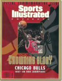 Chicago Bulls Sports Illustrated Crowning Glory in Naperville, Illinois