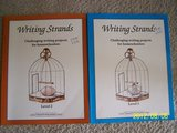 Writing Strands Levels 2 & 3 (Homeschool) in Camp Lejeune, North Carolina