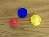 Set of 3 Bottle Top Sippies in Chicago, Illinois