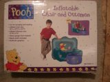 Kid Inflatable sofa with ottman in Spring, Texas