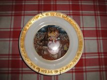 Hans Christian Anderson plate in The Woodlands, Texas