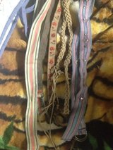 20 belts/girls and adult girls size in Eglin AFB, Florida
